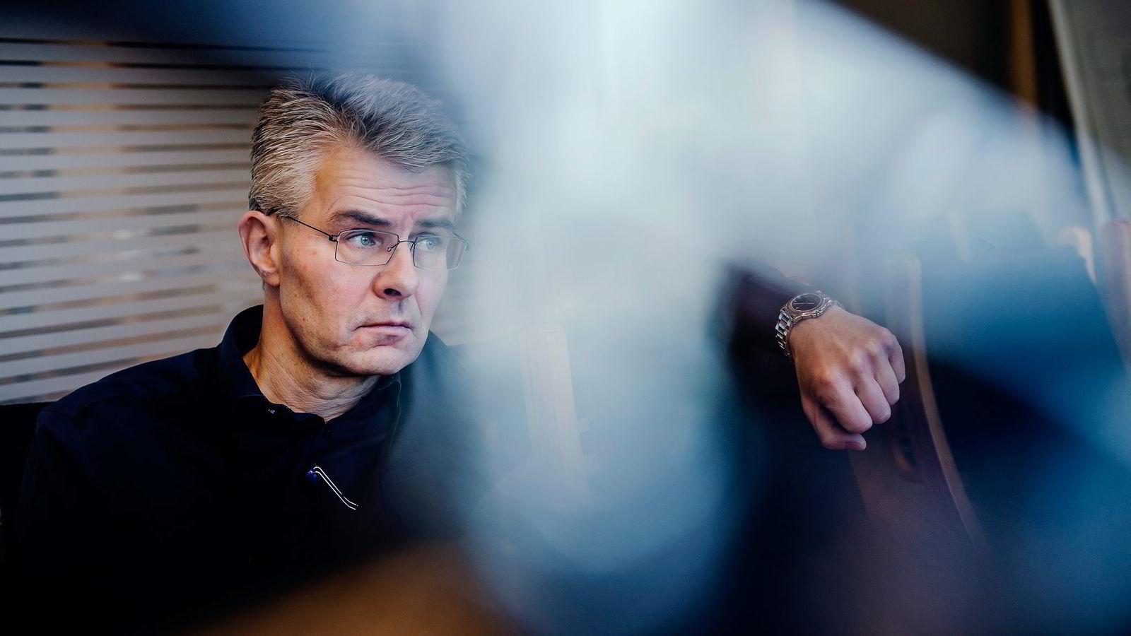 Økokrim-sjef trond Eirik Schea. Foto: Hampus Lundgren