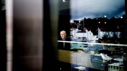 Sigmund Håland kritiserer de norske forbrukslånsbankene. Foto: Tommy Ellingsen