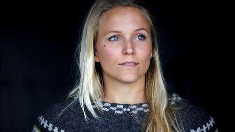 Gründer og ingeniør Christine Spiten (27) har utviklet en undervannsdrone sammen med medgründerne Erik Dyrkoren, Martin Ludvigsen og Roger Skjetne.