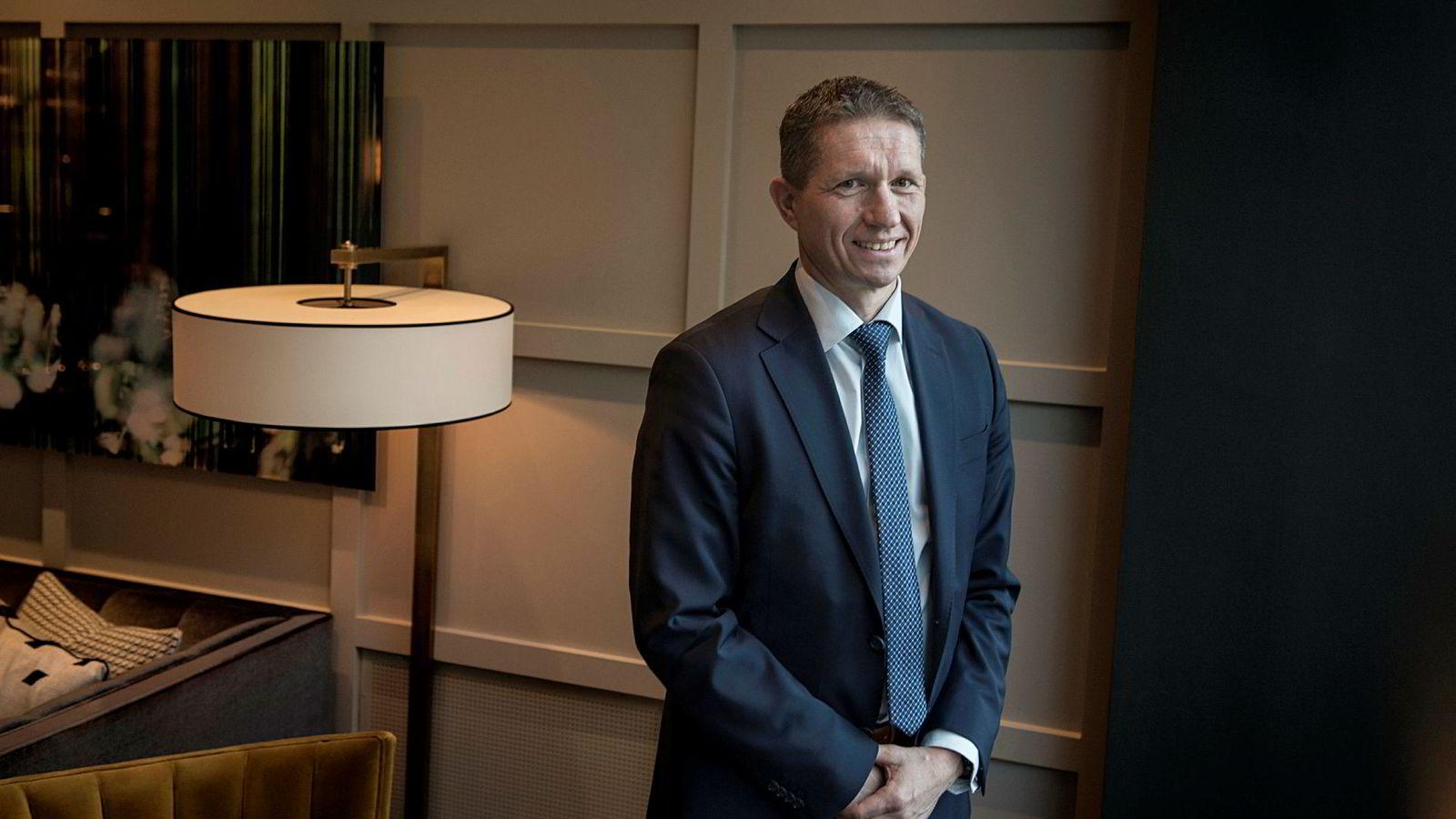 Thomas Skadal i Biozin Holding
