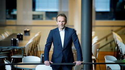 – Volumveksten kan komme opp i 12 til 15 prosent, sier sjeføkonom Harald Magnus Andreassen etter publiseringen av fersk oljetelling. Foto: Elin Høyland