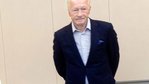 Torsdag ettermiddag ble Mårten Rød slått personlig konkurs. Foto: