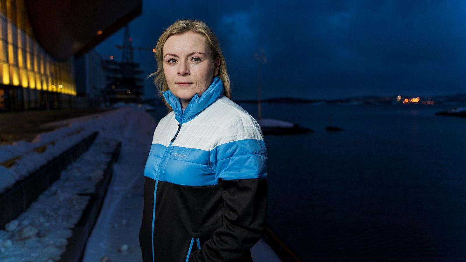 26b3069c Hege Nilsen Ekberg er daglig leder i Stormberg. Nå ser hun mot Kina.