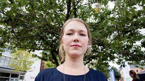 MDGs talsperson Une Bastholm vil at Norges utslippskutt i ikke-kvotepliktig sektor skal øke fra 45 til 60 prosent.