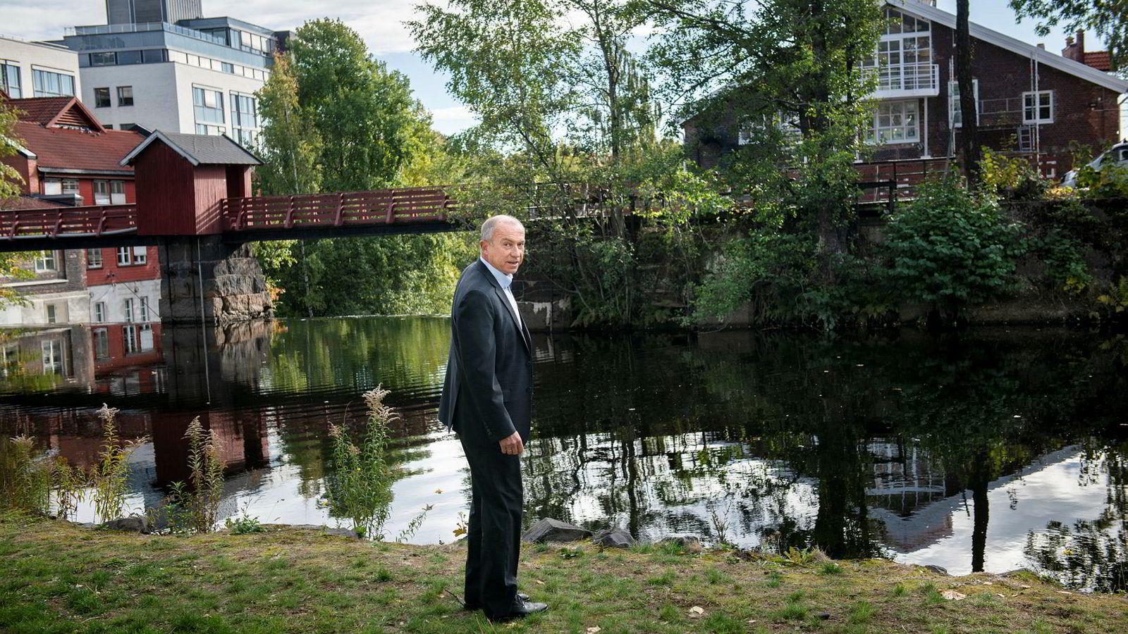Statkraft-sjef Christian Rynning-Tønnesen vil bli stor også på sol- og vindkraft.