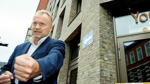 Den nye byrådskonstellasjonen i Oslo er ennå ikke avklart, men alt tyder på at byrådsleder Raymond Johansen (Ap) får fortsette.