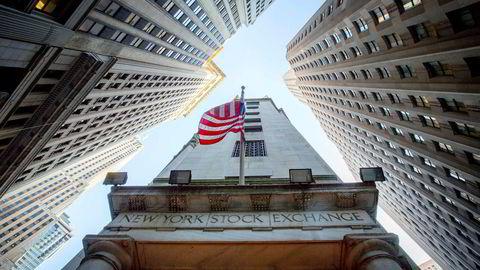 USA-børsene stiger torsdag.
