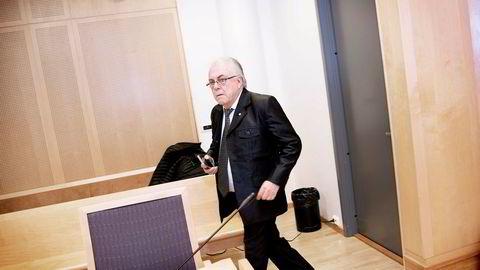 Siden 1983 har Jan Yngve Karlsen vært daglig leder i firmaet Normeca. Men i Oslo tingrett i forrige uke tok han også på seg rollen som selskapets egen advokat og prosessfullmektig.