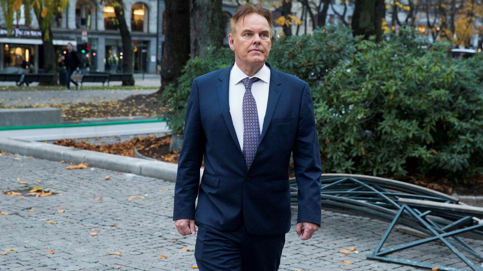 Privatinvestor Rikard Storvestre eier aksjer i Element for 18 millioner kroner og er kryptogruveselskapets største aksjonær.