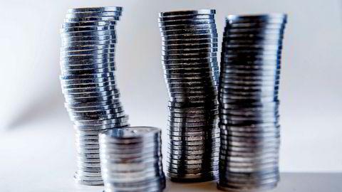 Ny metode skal gjøre det vanskeligere å unndra skatt. Foto: GORM K GAARE, Gorm K. Gaare