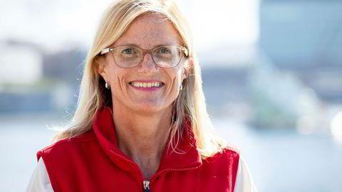 Birgitte Lange, generalsekretær i Redd Barna, er fornøyd med den nye avtalen med Norad.