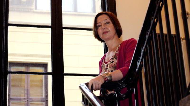 BEKYMRET: Rådgiver Anne Dybo i Økokrim.