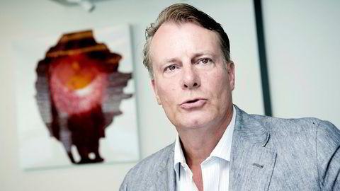 Ferd-sjef Johan H. Andresen, som også leder Oljefondets Etikkråd.