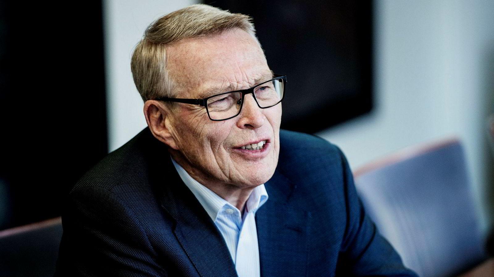 Investor Erik Must og familien har over flere år levert kraftige overskudd gjennom konsernet Erik Must as. Nå er den bokførte egenkapitalen på fem milliarder kroner for første gang.