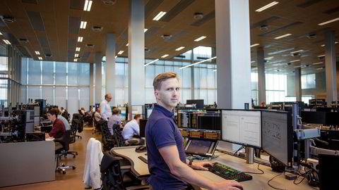 DNB Markets' makroøkonom Ole André Kjennerud er hverken bekymret for den makroøkonomiske utviklingen i Europa, USA eller Kina.