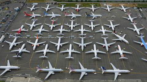 737 Max-flyene står fortsatt på bakken verden rundt. Nå har Boeing utpekt en ny sjef for denne flytypen.