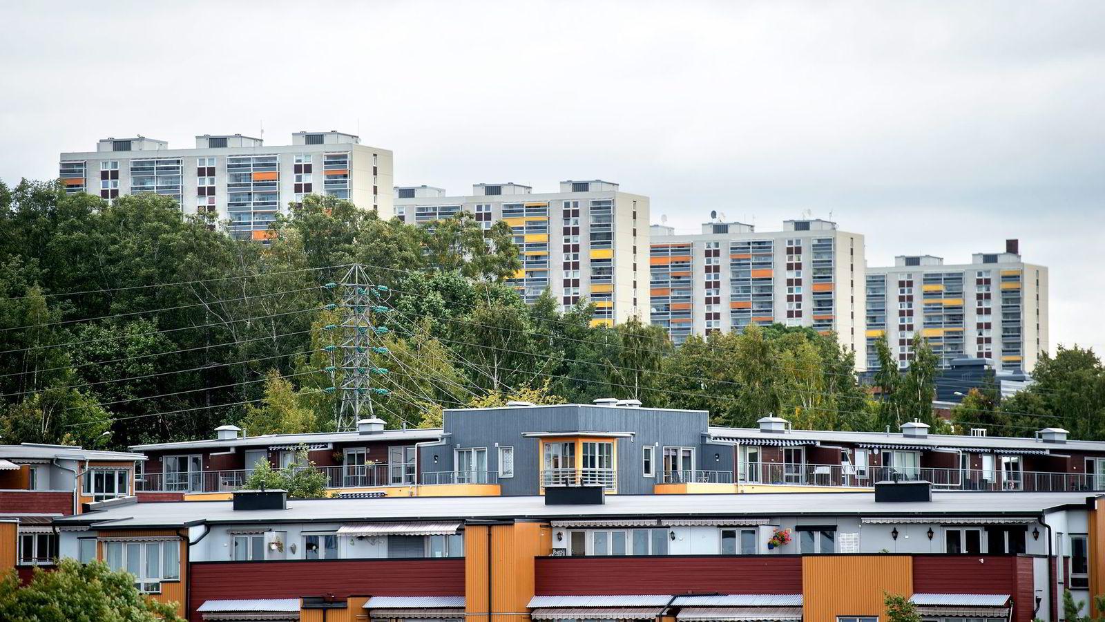 Hovedstaden har i dag en av Europas mest gjeldstyngede befolkninger. Hvordan kunne det skje?