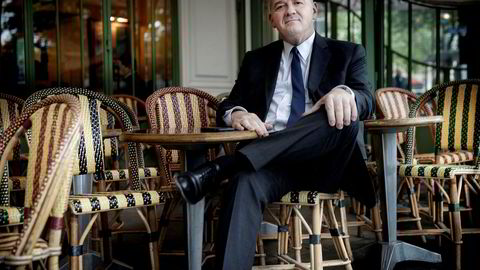 Emmanuel Macron ligger an til å bli Frankrikes neste president etter søndagens valg. Underveis har han fått verdifull drahjelp av den mektige finansmannen Stéphane Boujnah (bildet). Foto: Linda Næsfeldt