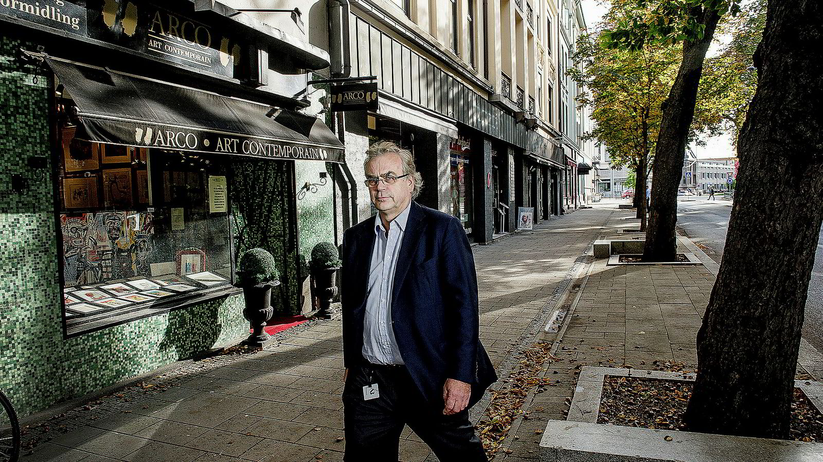Advokat Pål Sveinsson representerer en kvinne som vil få fjernet informasjonen sin fra Legelisten.no.