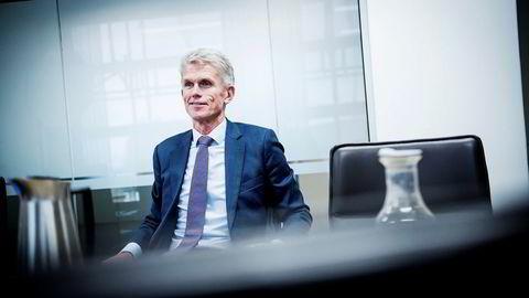 Christian Jomaas er ny toppsjef i Pareto Securities. Og han trener jevnlig.