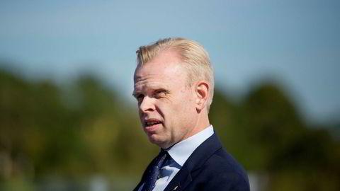 – Yara er godt på vei til å bli et rendyrket gjødselselskap, sier Svein Tore Holsether, konsernsjef i Yara.