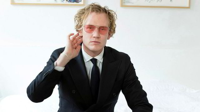 Kunstkonsulent Truls Blaasmo forteller om sin stil