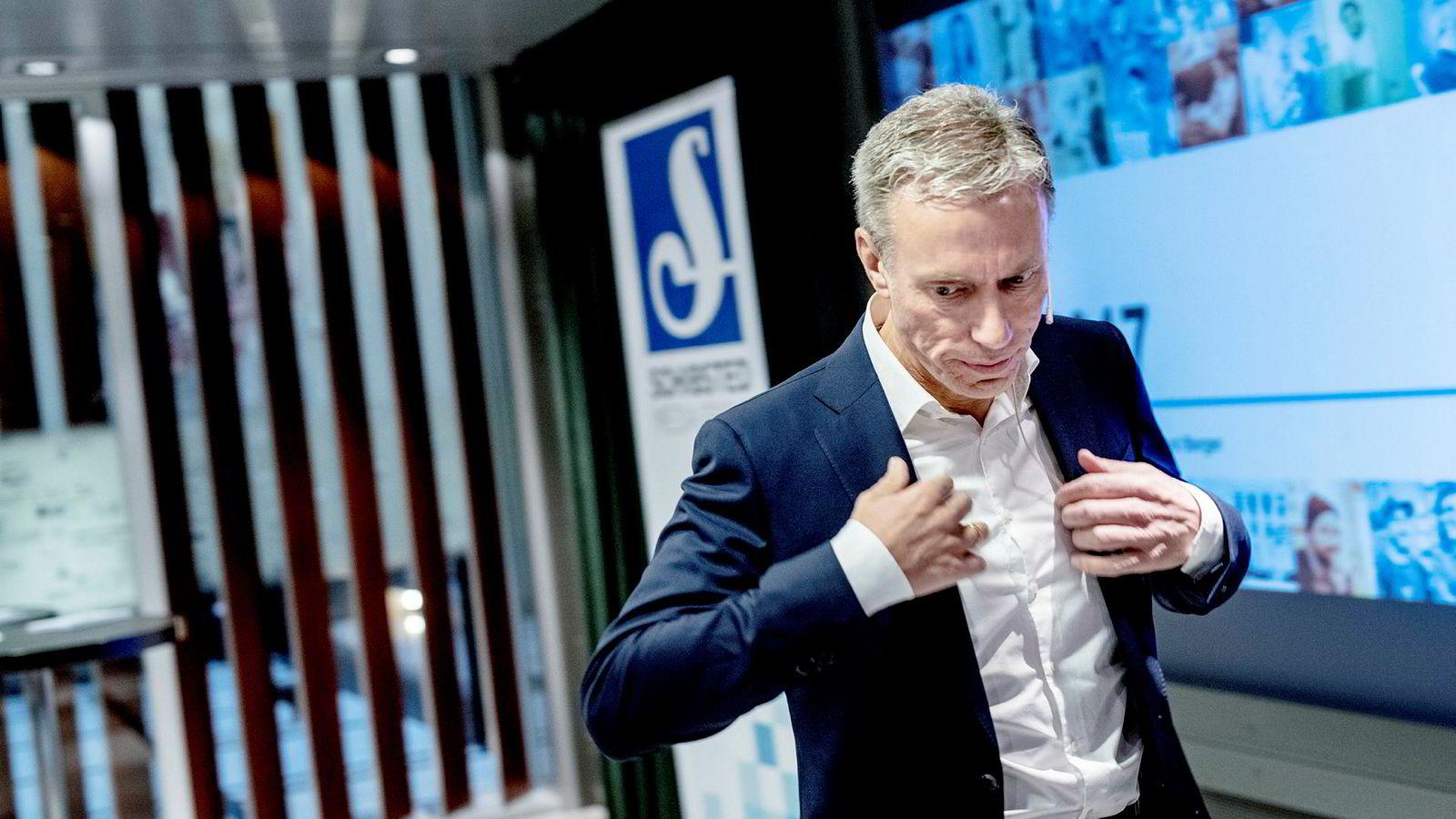 Rolv Erik Ryssdal blir toppsjef i et nytt børsnotert som skal samle samtlige rubrikkselskaper utenfor Skandinavia.