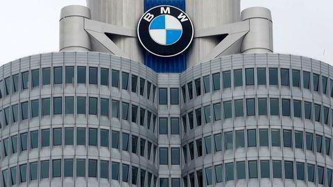 BMW er ilagt gigantbot av Sør-Korea.