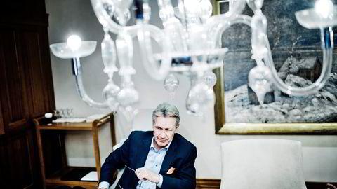 MÅ BETALE ALT. Olav Nils Sunde  Foto: Hampus Lundgren
