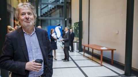 VG-redaktør Torry Pedersen. Foto: Per Thrana