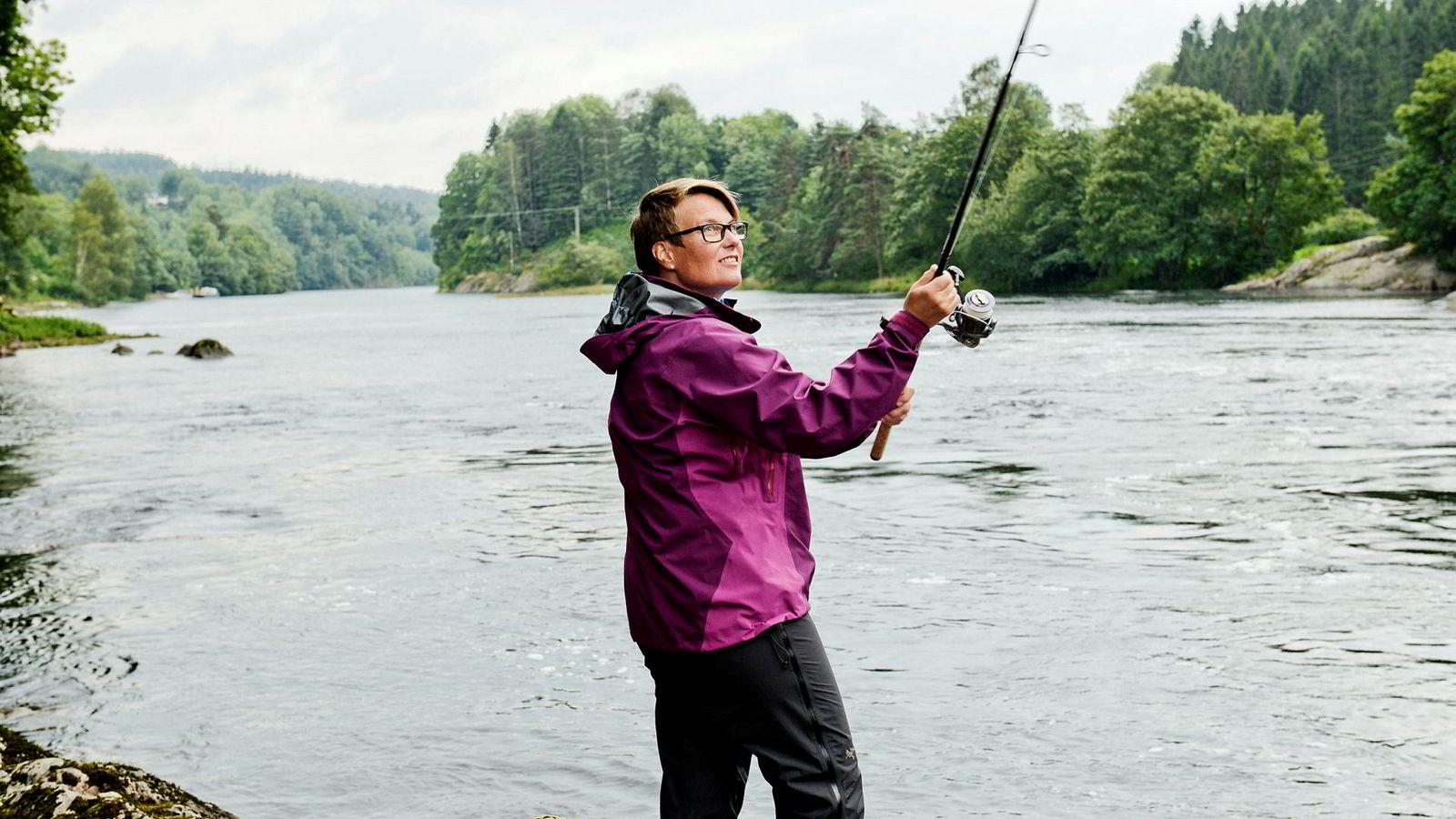 Tidligere klima- og miljøminister Tine Sundtoft håper at myndighetene skal bite på kroken og endre opprinnelsesgarantien.