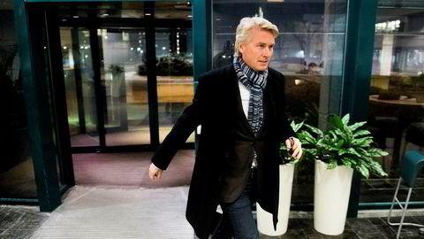 TV 2-sjef Olav T. Sandnes kan komme i konflikt med RiksTV. Foto: Jon Olav Nesvold / NTB scanpix