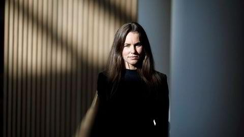 Investeringsstrateg Ingvild Borgen Gjerde tror det er for tidlig å frykte et krakk i aksjemarkedet.