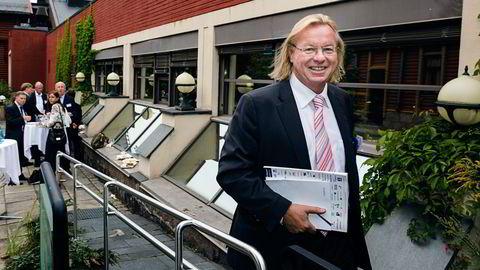 Onsdag ble Berge Gerdt Larsen frifunnet etter å ha måttet forsvare seg mot en alvorlig tiltale i åtte måneder. Det var da gått over ti år siden han først ble siktet etter en anmeldelse fra Skatt vest. Foto: Per Thrana