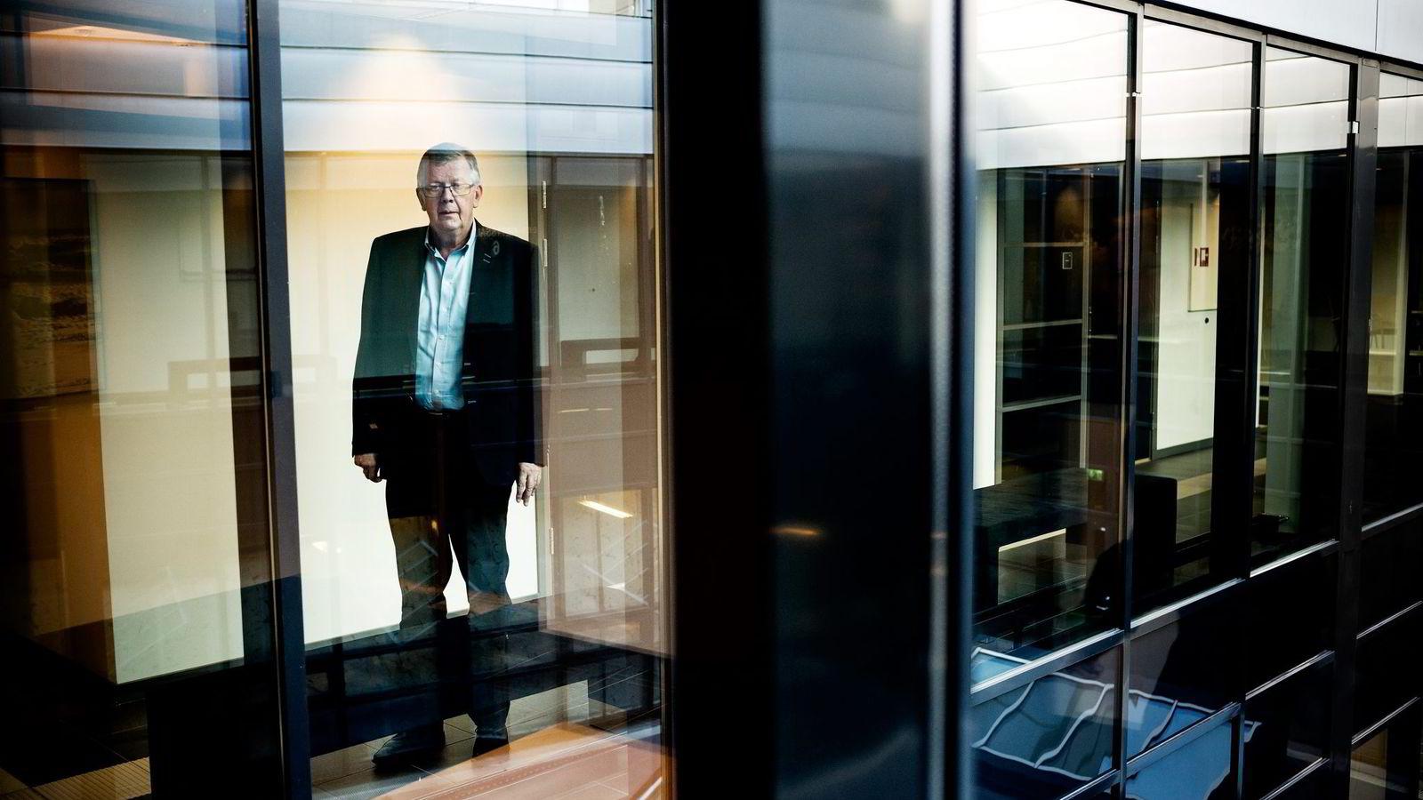 Michael Mæland, tidligere direktør i AF Bygg Rogaland, krever over syv millioner fra sin tidligere arbeidsgiver og morselskapet AF Gruppen Norge.