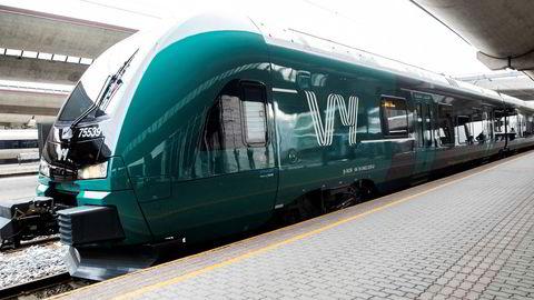 Totalt blir 14.000 togavganger innstilt som følge av vedlikeholdsarbeidet i sommer, viser tall fra Vy. Rundt 200.000 passasjerer blir berørt.