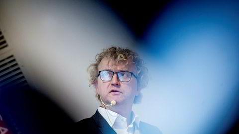 Sjeføkonom Jan Ludvig Andreassen i Eika Gruppen.