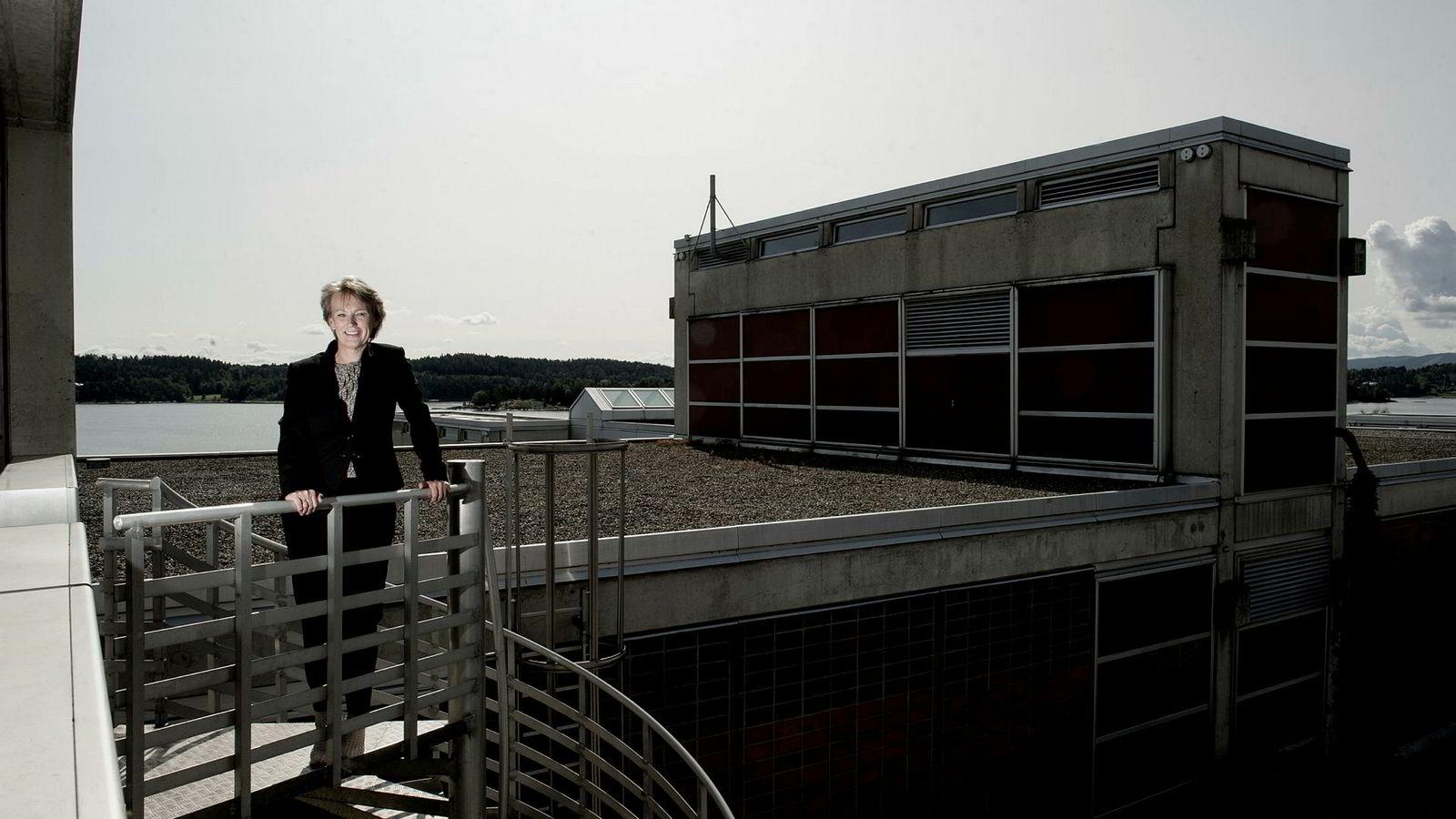 – Jeg tror bransjen synder i å ikke tenke mer fleksibilitet i karriereveien, sier Elisabeth Heggelund Tørstad, konserndirektør i DNV GL–Oil & Gas.