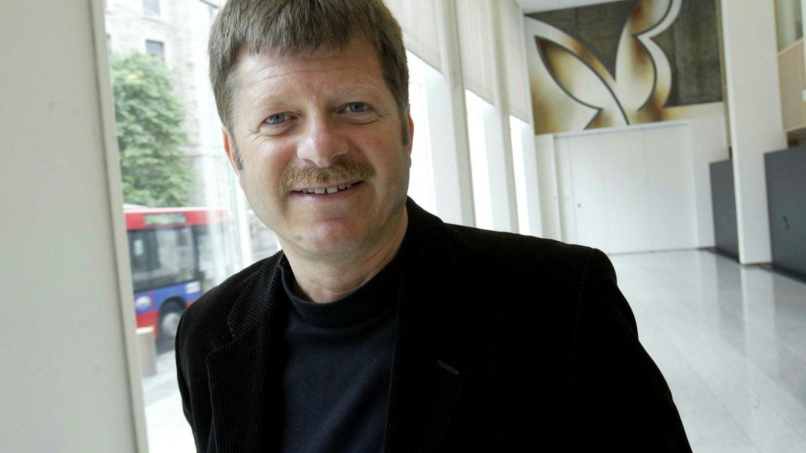 Odd Anders With er en av dem som melder seg ut av Krf etter at partiet gikk med i regjering med Frp.
