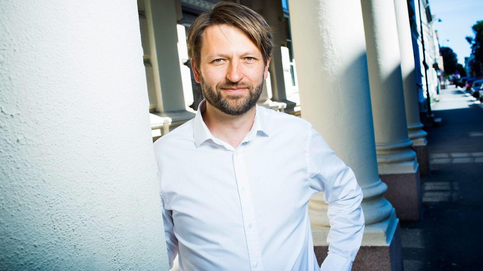 Oslos finansbyråd Eirik Lae Solberg mener dagens ytelsesordning må erstattes. Foto: Sondre Steen Holvik