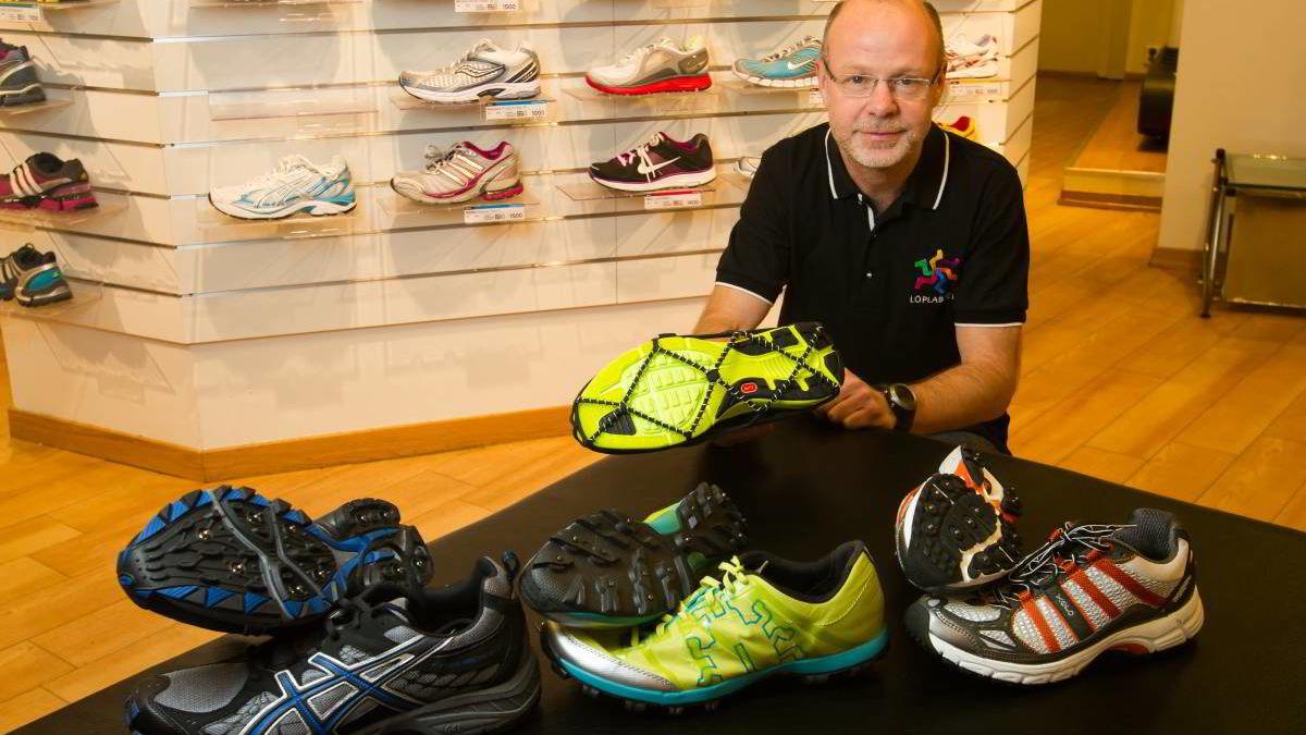 Slik skor du deg for vinterløping   DN