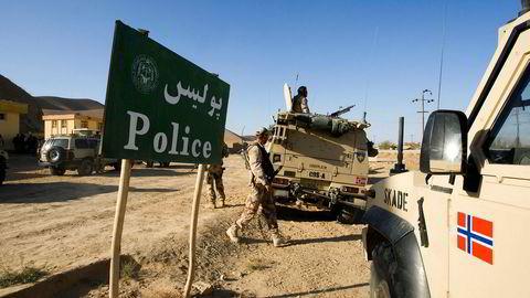 Man vant slaget om Ghormach, men til hvilken nytte? Nå står Maymane for fall til Taliban. Store deler av Faryab (bildet) er under Taliban-kontroll. Den norske innsatsen er altså forgjeves. Man vant slaget, men tapte krigen.