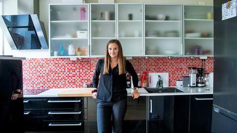 – Boligprisene har steget veldig fort siden jeg begynte å studere, og jeg har mange venninner som har slitt med å kjøpe bolig, sier nyutdannede Sigrid da Costa (25).