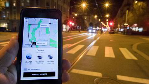 En børsnotering av Uber kan bli en av de største børsnoteringene noensinne, ifølge Bloomberg.