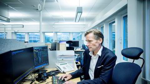 – Jeg skal ikke si at jeg liker korreksjoner, men i det tradisjonelle markedet har de dyreste selskapene falt mest, og man har gått fra markeder som har vært ok priset til å bli attraktivt priset, sier investeringsdirektør Robert Næss i Nordea Investment Management.