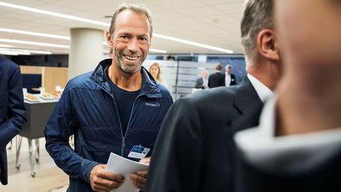 Eiendomsinvestor Ivar Tollefsen eier Fredensborg som nå kjøper opp 50 prosent av aksjene til Utleiemegleren.
