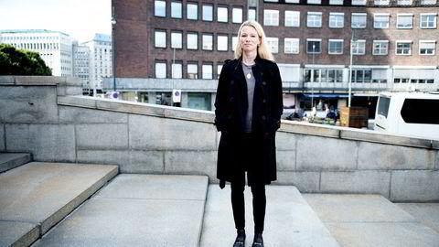 Sjeføkonom i Handelsbanken Kari Due-Andresen tror på et godt år i norsk økonomi i år, men så vil det dabbe av. Foto: Hanna Kristin Hjardar