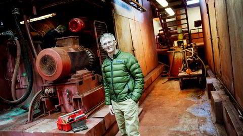 – Vi er for frihandel, og mindre handel er selvfølgelig negativt for oss dersom det fører til færre skip som pusses opp, skip legges i opplag og det blir generelt mindre skipstrafikk, sier administrerende direktør Lars Tomasgaard i Nordox. Her i selskapets lokaler på Helsfyr.