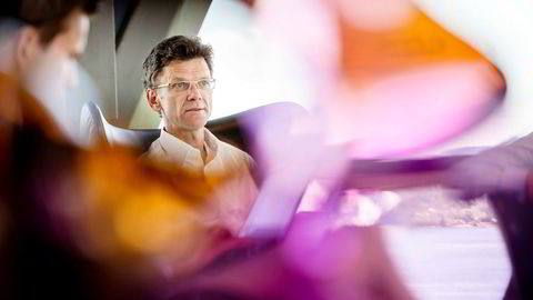 Administrerende direktør i Telenor Norge Petter-Børre Furberg har inntatt sjefsstolen etter at Berit Svendsen forlot konsernet i fjor høst etter en langvarig feide med Telenor-ledelsen.