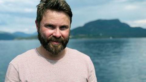 Styreleder i Pexip Kjell Skappel gleder seg over sommeren på hytta med familien, samt gode tall og en Google-godkjenning som kom på plass etter 18 måneders arbeid i kulissene. Foto: Henning Vik